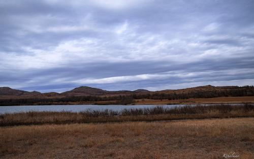 A Winter Day on the Refuge by Kathy Thalman