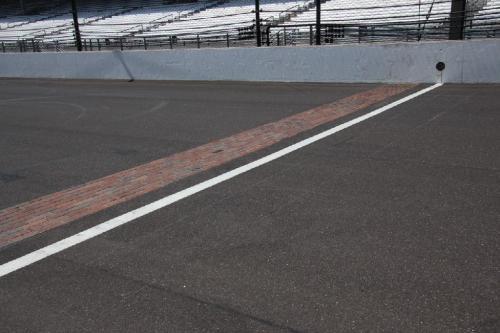 The Bricks-Indy Finish Line