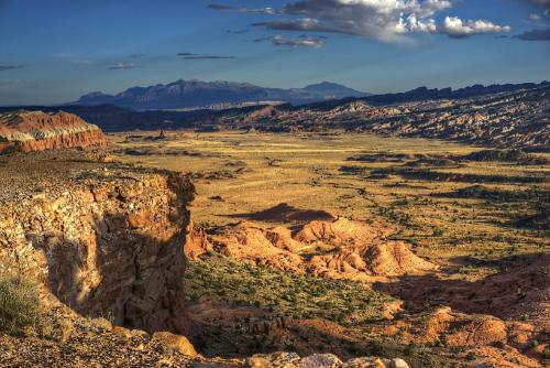 The Vast Canyon by Carl Evans
