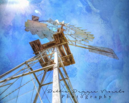 Windmill by Debbie Duggar